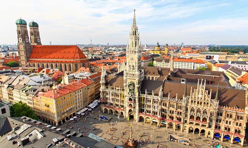 9. มิวนิก (Munich)