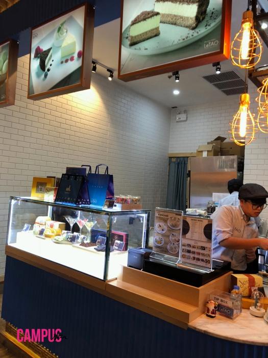 เลอ ทา โอะ คาเฟ่ (LeTAO Cafe)