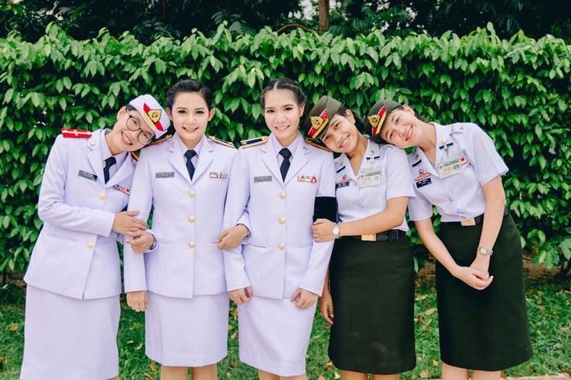 พยาบาลทหาร พยาบาลศาสตรบัณฑิต รับตรง รับตรง 61