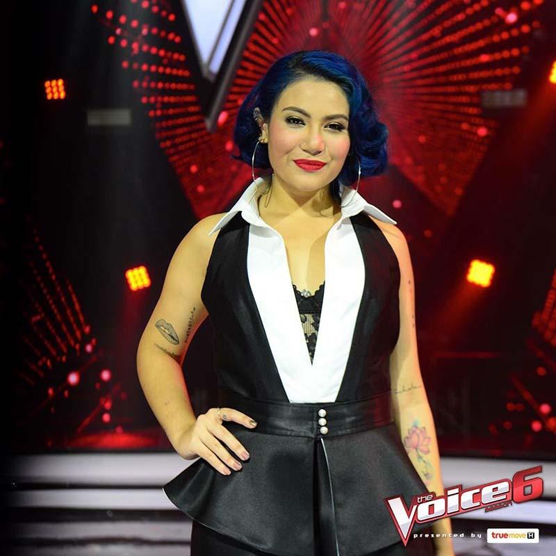 ซิลวี่ The Voice Thailand