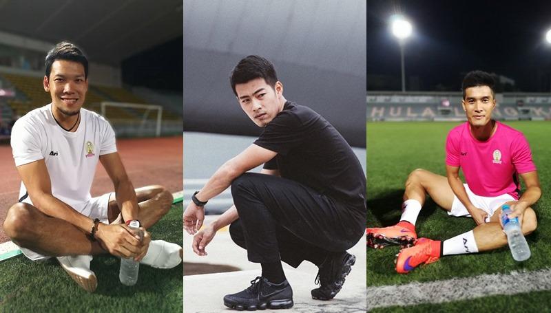 cu CUTUBall cutuball72 tu TUCUBall งานฟุตบอลประเพณี นักกีฬาทีมชาติ นักกีฬาทีมชาติไทย นักฟุตบอลจุฬาฯ นักฟุตบอลธรรมศาสตร์