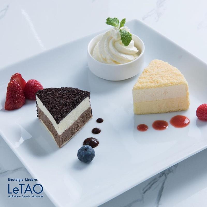 ร้าน LeTAO Cafe