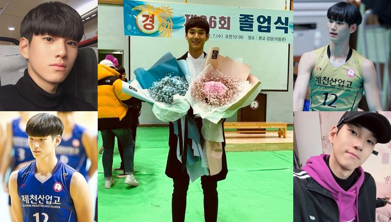 นักกีฬาวอลเลย์บอล นักวอลเลย์บอลเกาหลี นักวอลเลย์หล่อบอกต่อด้วย วอลเลย์บอล หนุ่มหล่อ อิมซองจิน