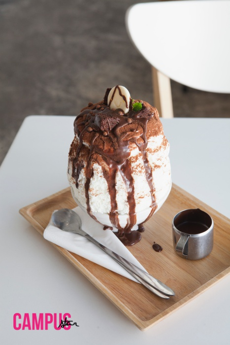 CHOCOLATE KAKIGORI