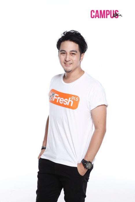 ดีเจจอมยุ่ง คลื่น Mono Fresh 91.5