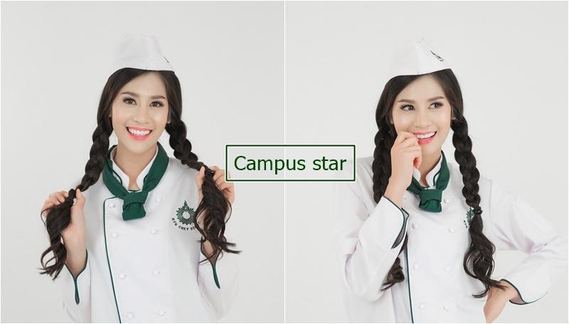 Campus Cute campus star คลิปสาวน่ารัก คลิปสาวมหาลัย นักศึกษาน่ารัก นิว-กุลปภาพัชร์ ม.รังสิต