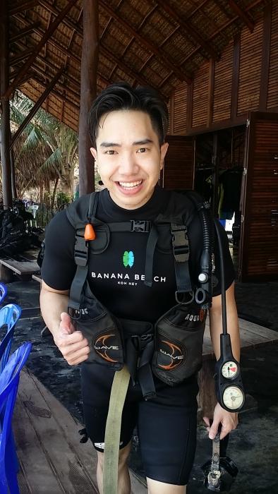 ไมค์-วรวิทย์ Andaman Passion