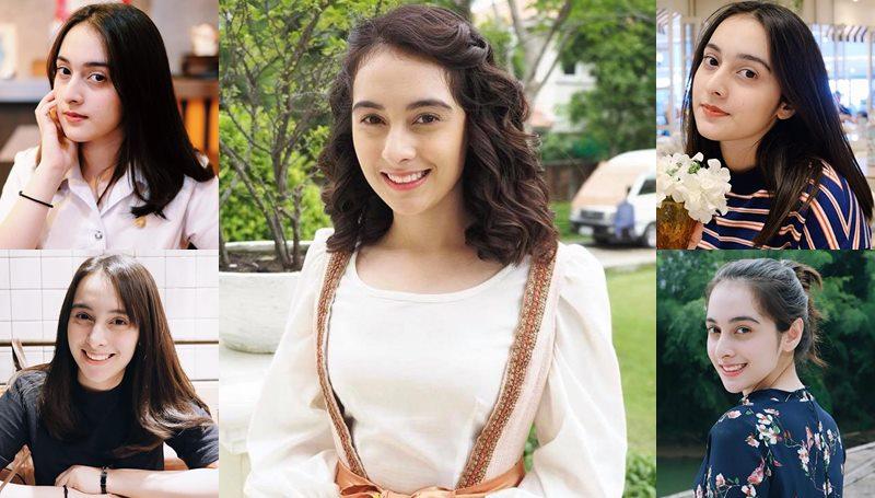 คณะศิลปกรรมศาสตร์ คลอเดีย นักศึกษาน่ารัก นักแสดงหน้าใหม่ บุพเพสันนิวาส
