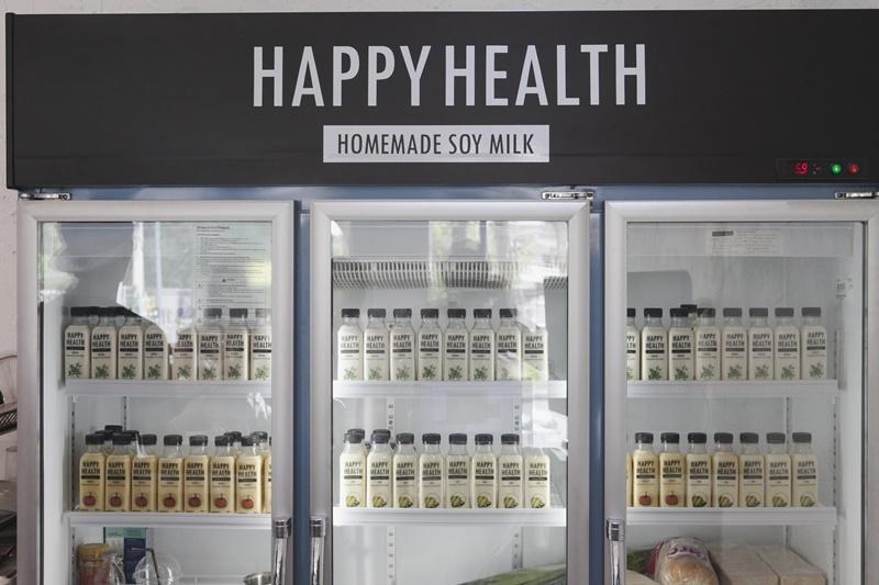 Happy Health Cafe