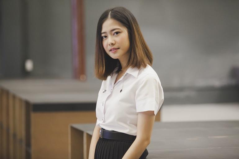 ทิพย์-พรประภา สาวตัวเล็ก น่ารัก คณะบริหารธุรกิจ ม.หอการค้าไทย