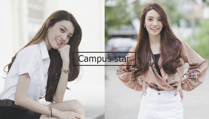 campus star cute girl คลิปสาวน่ารัก คลิปสาวมหาลัย นักศึกษาน่ารัก บุญ-กัญณภัทร ม.รังสิต