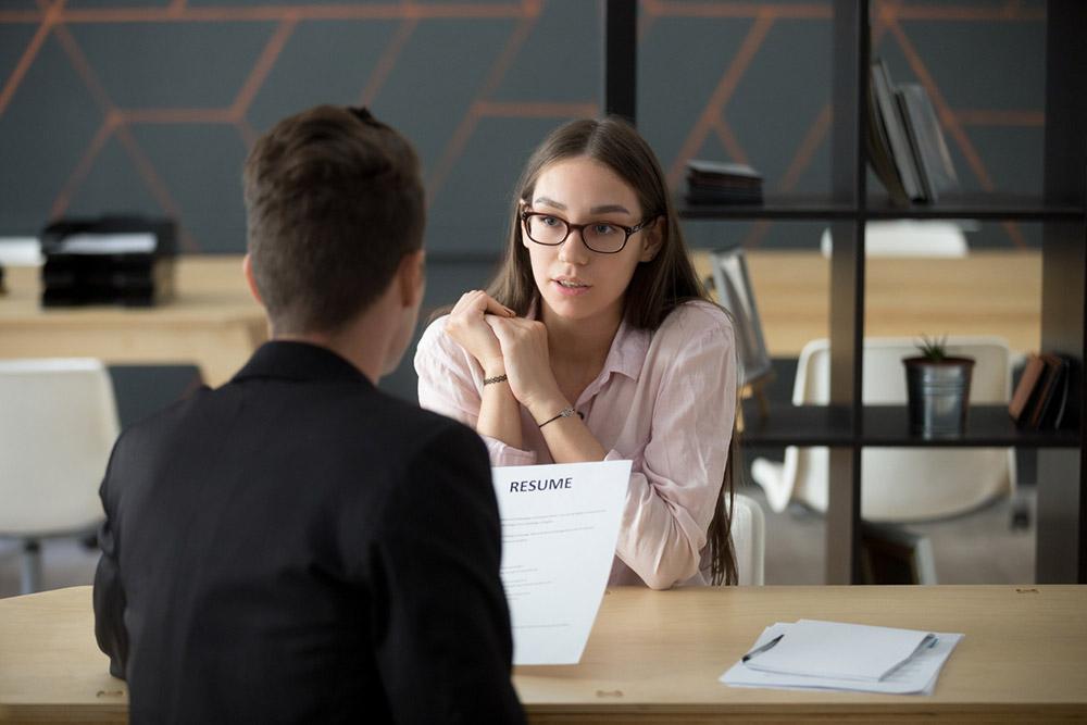 JOB คำถาม สมัครงาน สัมภาษณ์งาน