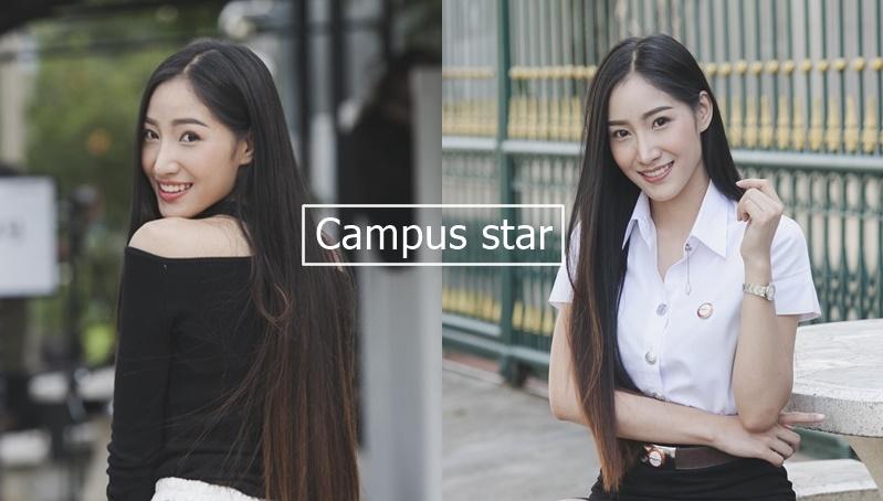 campus star cute girl คลิปสาวน่ารัก คลิปสาวมหาลัย นักศึกษาน่ารัก มหาวิทยาลัยกรุงเทพธนบุรี เจน-เจนจิรา