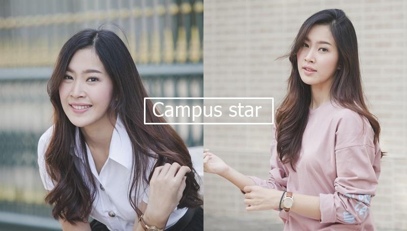 campus star cute girl คลิปสาวน่ารัก คลิปสาวมหาลัย นักศึกษาน่ารัก ปาร์ตี้-พิมลวรรณ ม.ศรีปทุม