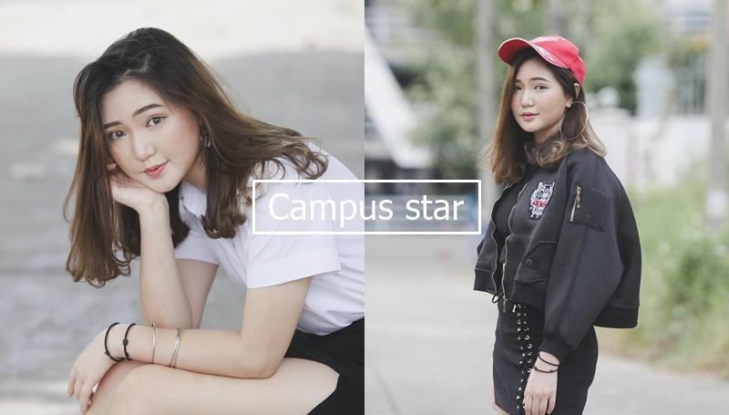 campus star cute girl คลิปสาวน่ารัก คลิปสาวมหาลัย นักศึกษาน่ารัก พาเทีย-อัญพัชญ์ มศว
