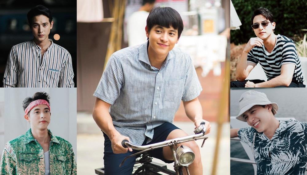 กรงกรรม ประวัติดาราวัยรุ่น พระเอกช่อง 3 หนุ่มหล่อ เจมส์ จิรายุ