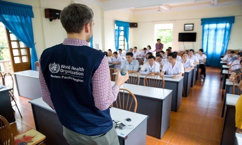 WHO ทำงานต่างประเทศ นักศึกษาต่างชาติ นักศึกษาฝึกงาน องค์การอนามัยโลก