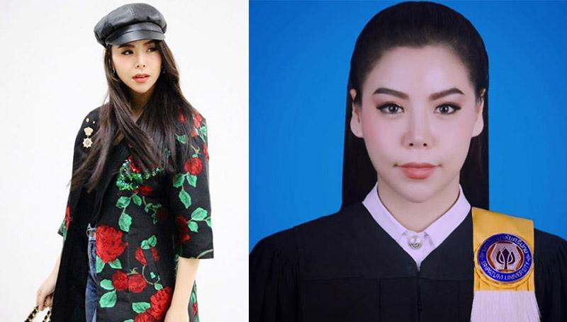ซานิ AF ซานิ นิภาภรณ์ ดาราเรียนจบโท ดาราเรียนเก่ง นักร้อง นักแสดง