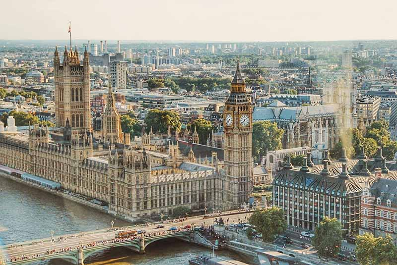 ลอนดอนประเทศอังกฤษ