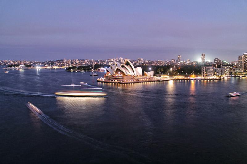 ซิดนีย์ประเทศออสเตรเลีย