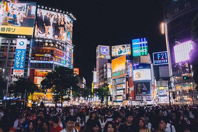 โตเกียวประเทศญี่ปุ่น