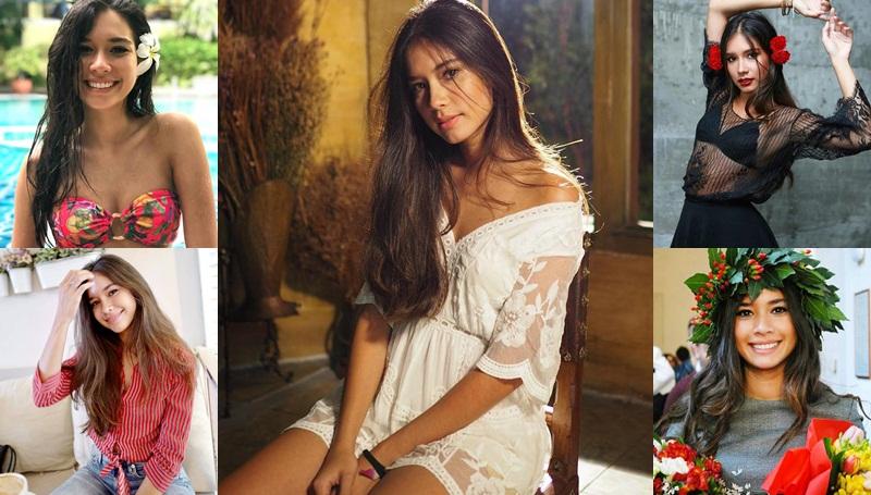 Miss Universe Thailand Miss Universe Thailand 2018 นักเรียนนอก พลอย วาเลนติน่า มิสยูนิเวิร์สไทยแลนด์ 2018
