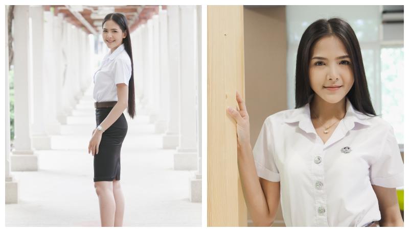 DIGI M issue60 ดาวสาวสวย DPU 2558 มิน-มินนภา พึ่งยนต์