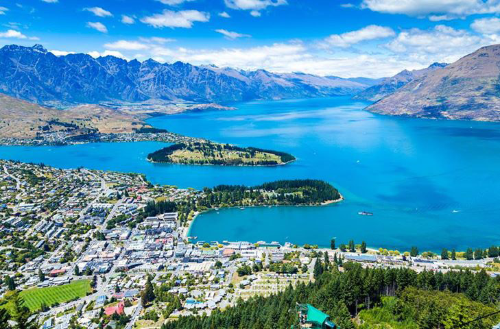 โรโตรัว (Rotorua)