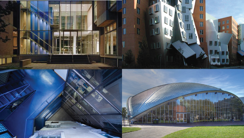 การจัดอันดับ นักออกแบบ มหาวิทยาลัยต่างประเทศ สถาปัตยกรรมศาสตร์ สถาปัตย์