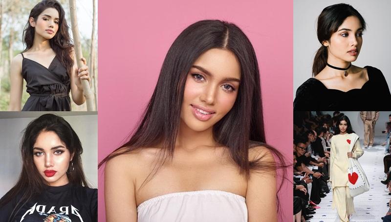 Miss Universe Thailand 2018 ตัวเต็งนางงาม มิสไทยแลนด์ยูนิเวิร์ส วีณา ปวีณา