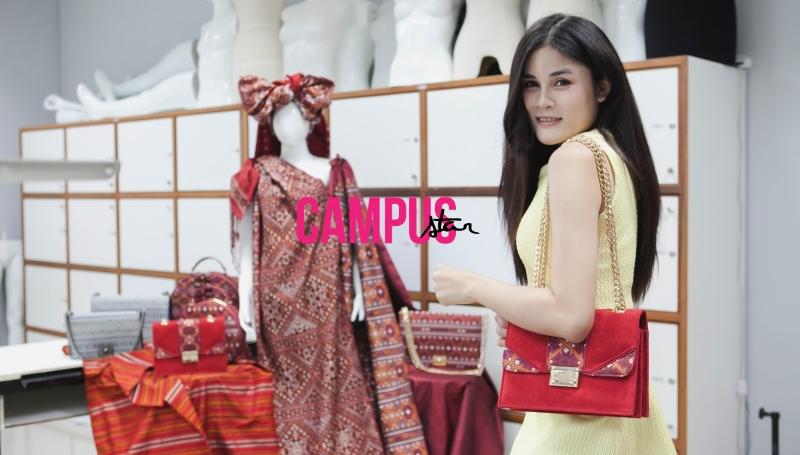 Khamkoon บิวตี้-บุญศักดิ์ ยุระตา แบรนด์ผ้าไทย
