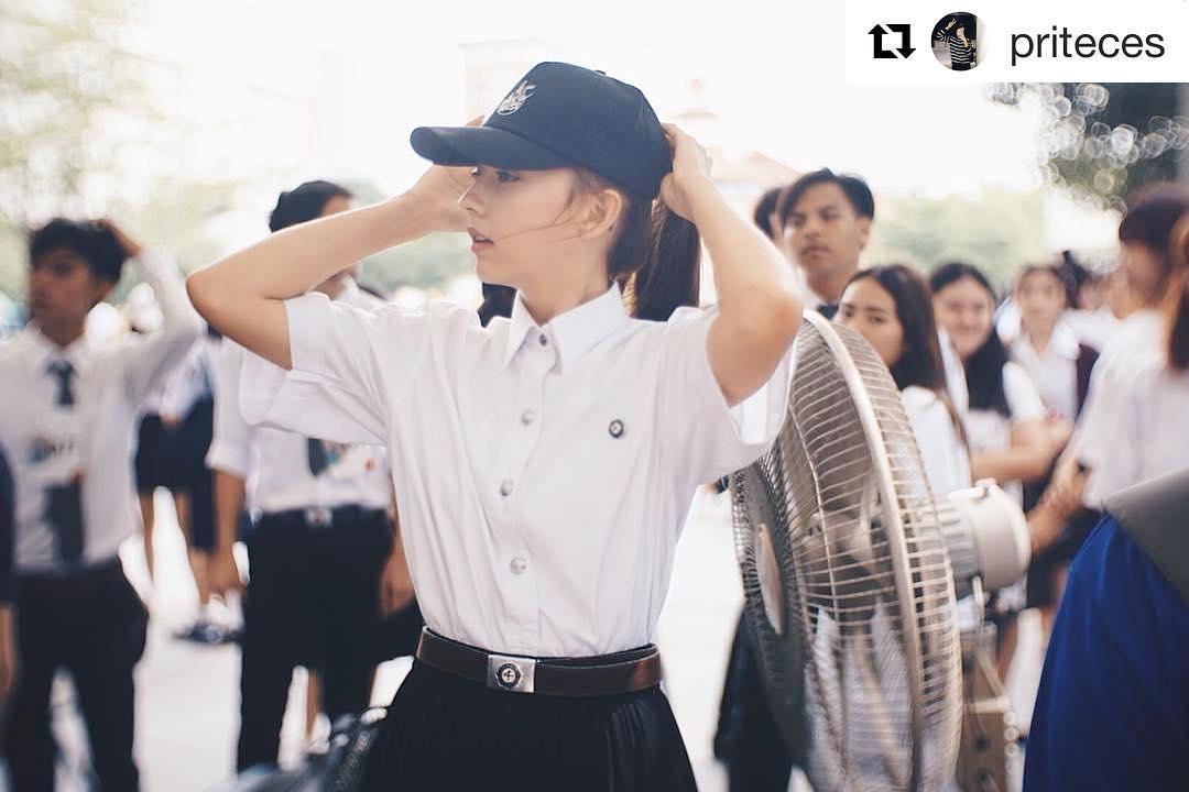 คารีสา สปริงเก็ตต์ (The Face Thailand)