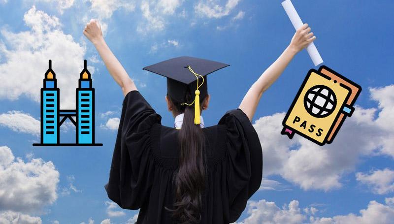กองทุนเงินให้กู้ยืมเพื่อการศึกษา นักศึกษา มาเลเซีย