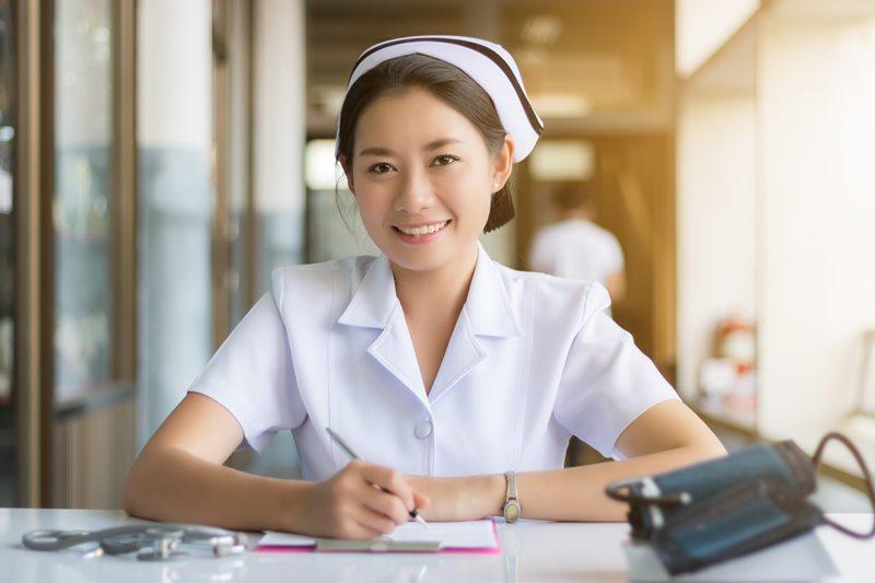 คณะน่าเรียน คณะพยาบาลศาสตร์ นักเรียนพยาบาล สาขาน่าเรียน