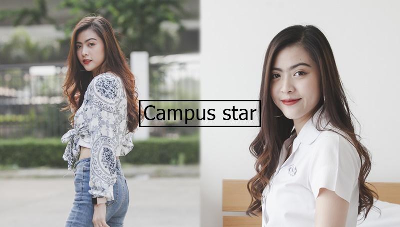 campus star cute girl คลิปสาวน่ารัก คลิปสาวหมาลัย นักศึกษาน่ารัก ม.ธุรกิจบัณฑิตย์