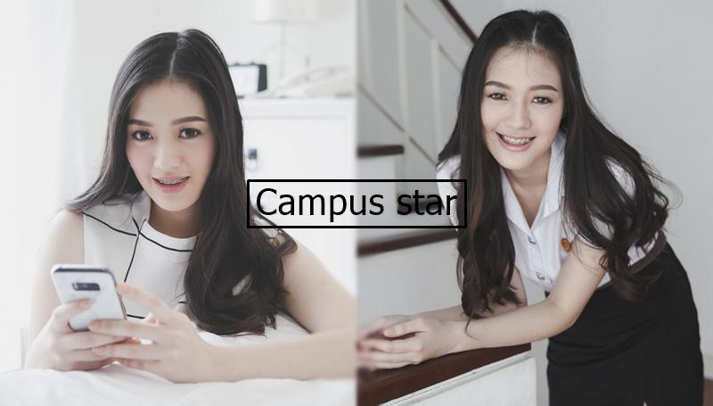 campus star cute girl คลิปสาวน่ารัก คลิปสาวมหาลัย นักศึกษาน่ารัก ม.ธรรมศาสตร์
