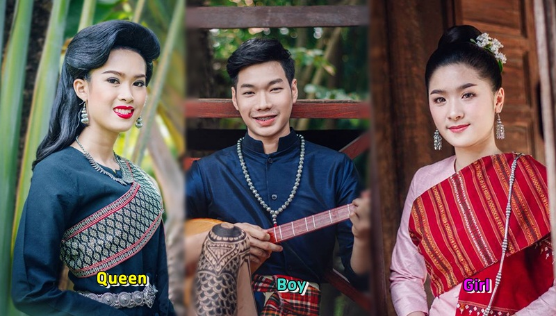 FRESHY BOY AND GIRL MBS Freshy Boy Girl & Miss Queen 2018 Miss Queen 2018 ดาวเดือนคณะ