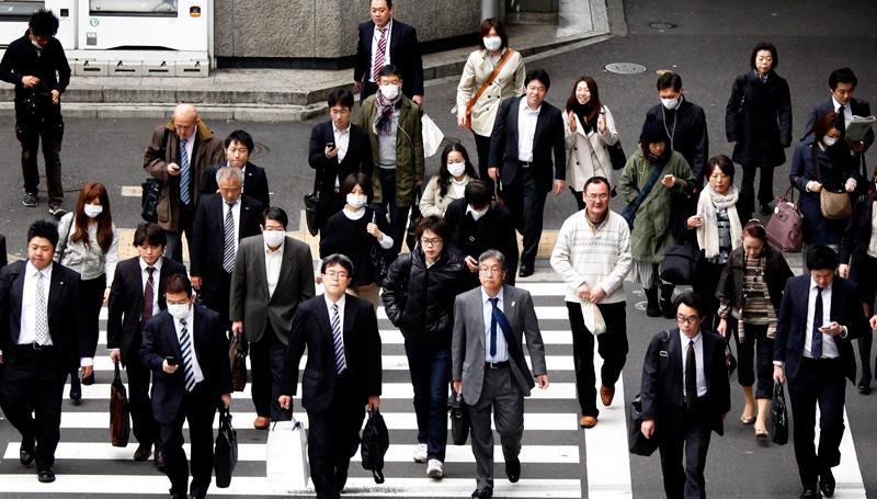 ข่าวการศึกษาญี่ปุ่น ทำงานหนัก