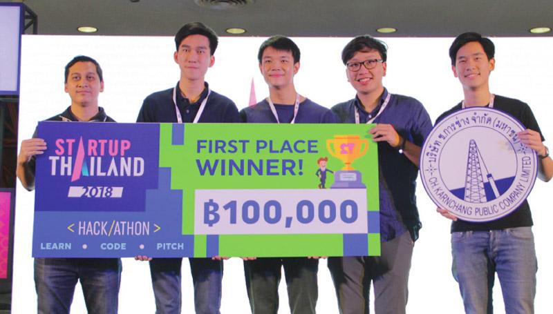 SA-NGAD Startup จุฬาฯ นวัตกรรม