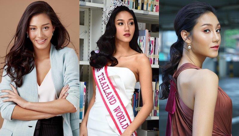 Miss Thailand World นิโคลีน พิชาภา มิสไทยแลนด์เวิลด์