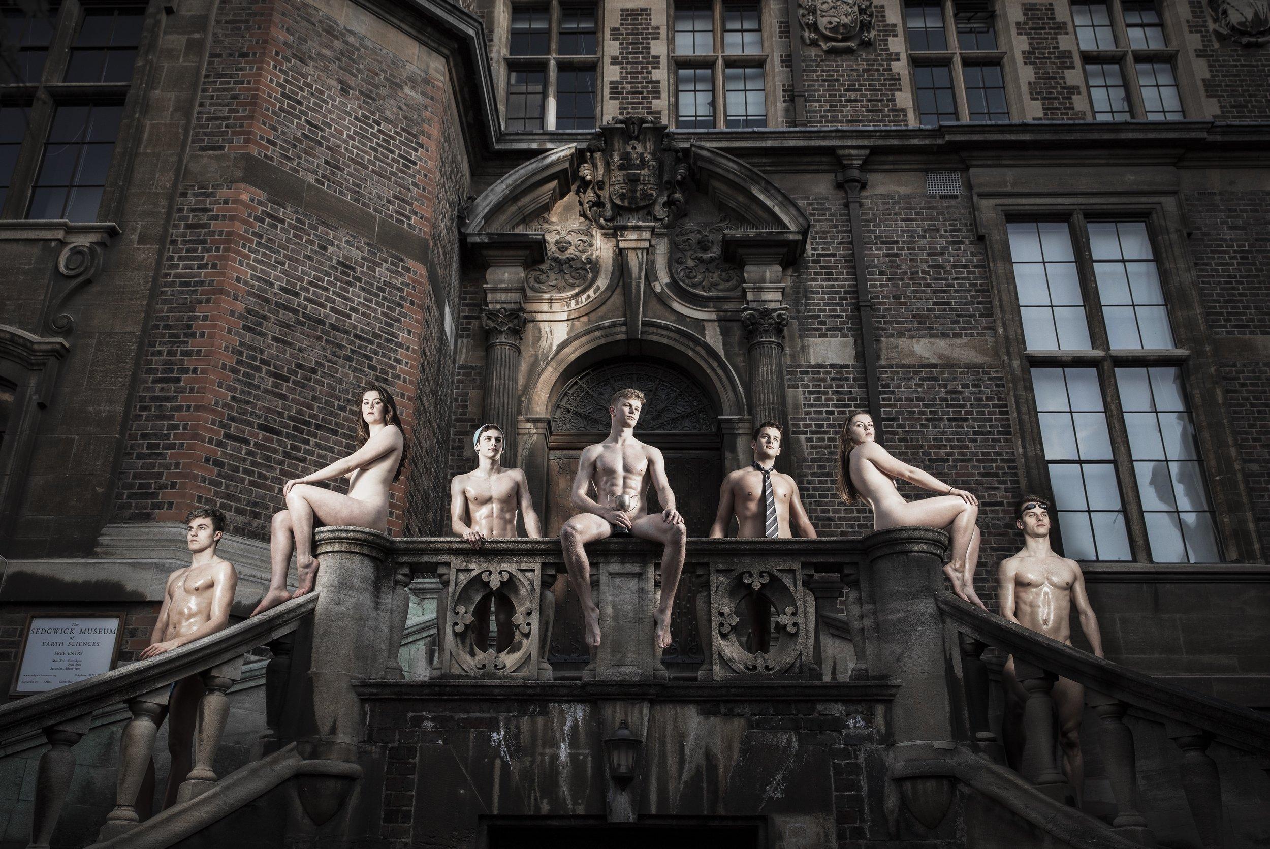 ต่างประเทศ มหาวิทยาลัยเคมบริดจ์