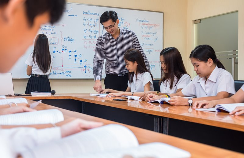 ครู มหาวิทยาลัย หลักสูตรการเรียนการสอน หลักสูตรครุศาสตร์