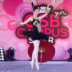 การแสดงความสามารถพิเศษ ภาคเหนือ GSBGEN CAMPUS STAR 2018