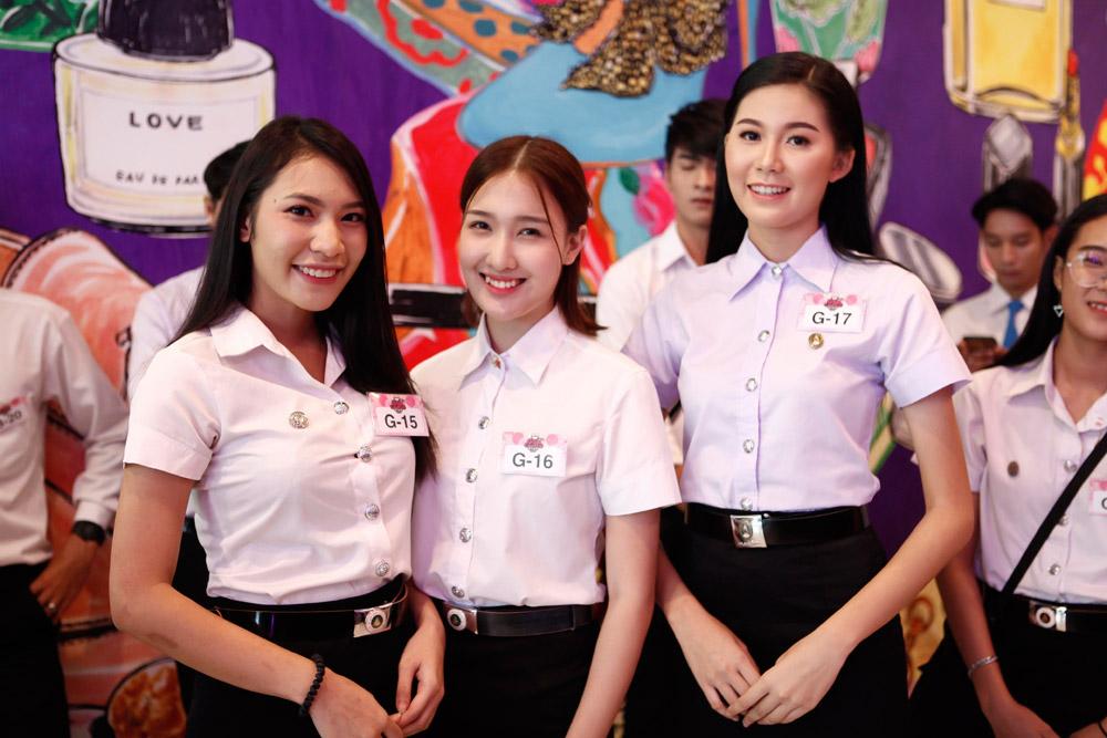 GSB Gen Campus Star GSB GEN CAMPUS STAR 2018 ชลบุรี ภาคตะวันออก ภาพบรรยากาศ
