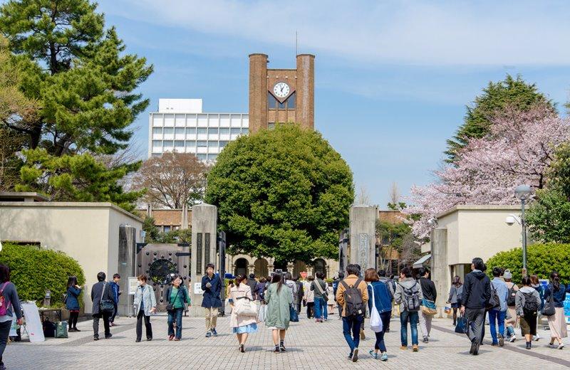QS Asia University Rankings 2019 การจัดอันดับ ข่าวการศึกษาญี่ปุ่น มหาวิทยาลัยชั้นนำเอเชีย มหาวิทยาลัยญี่ปุ่น เรียนต่อต่างประเทศ เรียนต่อประเทศญี่ปุ่น