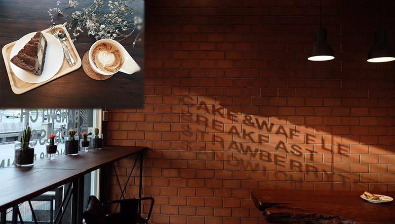 ANYWHERE Kawis Kafe ชานมไข่มุขอร่อย ม.ธุรกิจบัณฑิตย์ ร้านนั่งชิล ร้านน่านั่ง ร้านอาหารอร่อย
