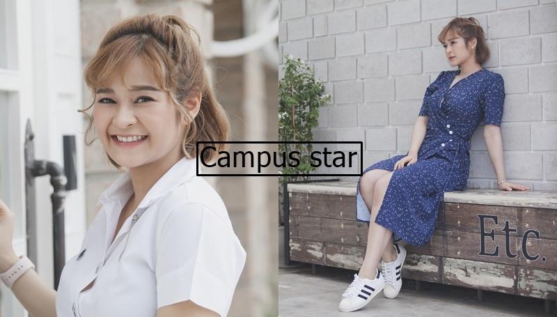 campus star cute girl คลิปสาวน่ารัก คลิปสาวมหาลัย นักศึกษาน่ารัก ม.หอการค้าไทย