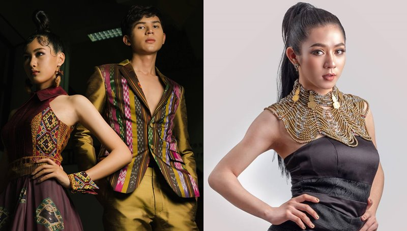 Miss Queen Contest 2018 ดาวเทียม ประกวดดาวเดือน หนูน้อย เคอิโงะ ซาโต