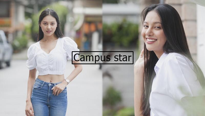 campus star cute girl คลิปสาวน่ารัก คลิปสาวมหาลัย นักศึกษาน่ารัก มหาวิทยาลัยสงขลานครินทร์
