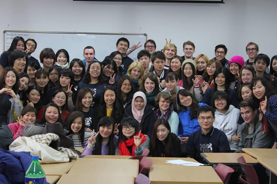 คลาสเรียนภาษาเกาหลี